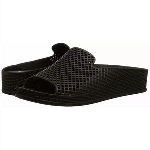 Skechers Cali Glitz - Mesh Single Band Sandals